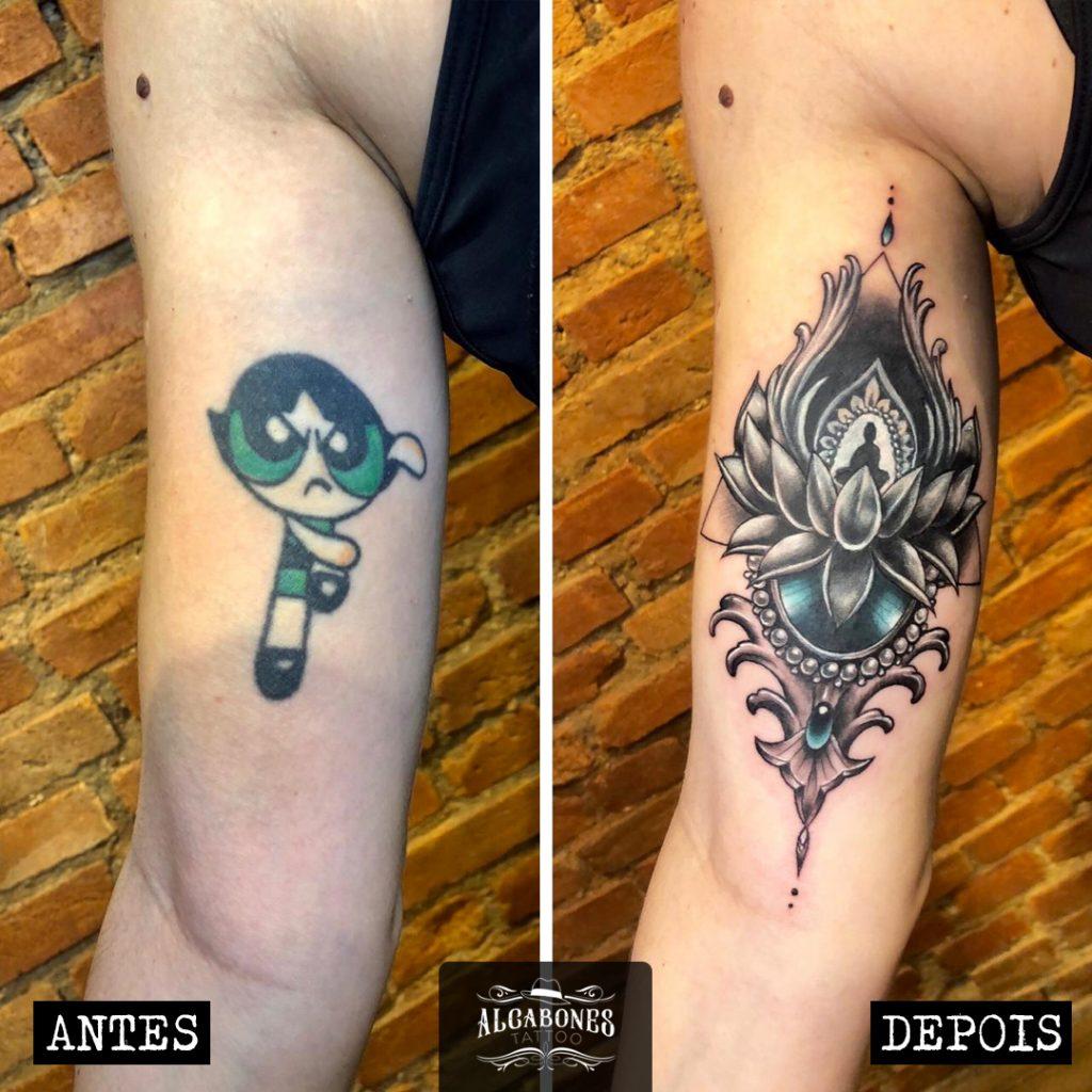 Negralha - Alcabones Tattoo