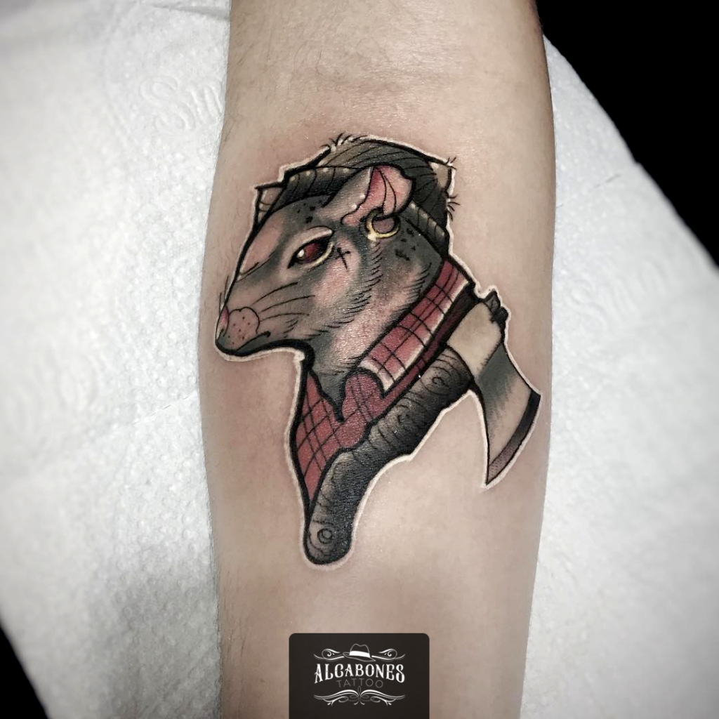 Konxa - Alcabones Tattoo